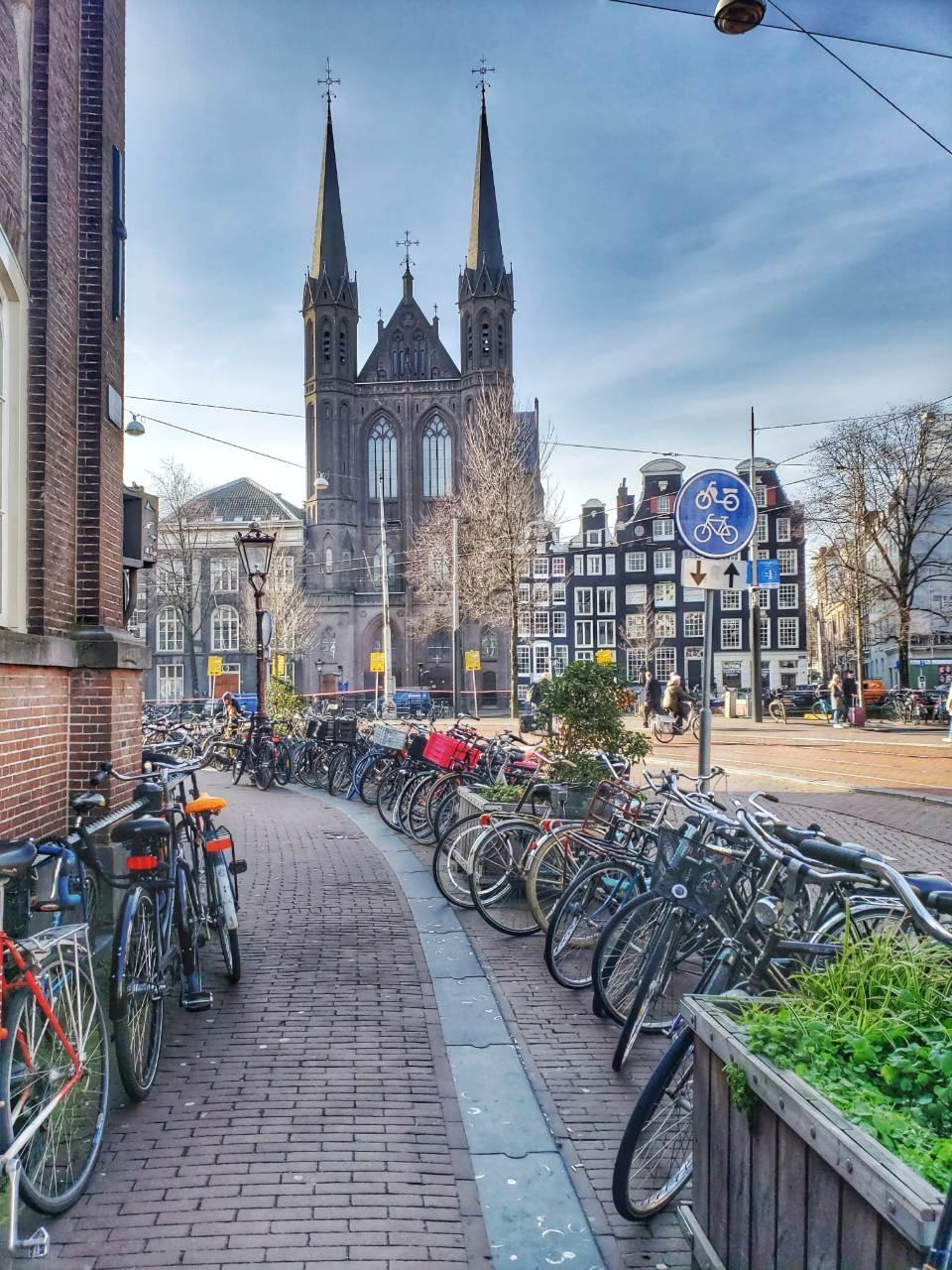 Подорож до Амстердаму зі Львова на авто. Частина 1