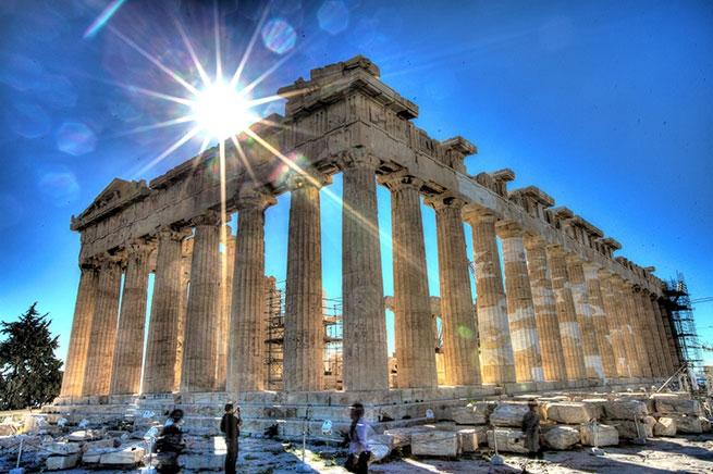 Греція путівки