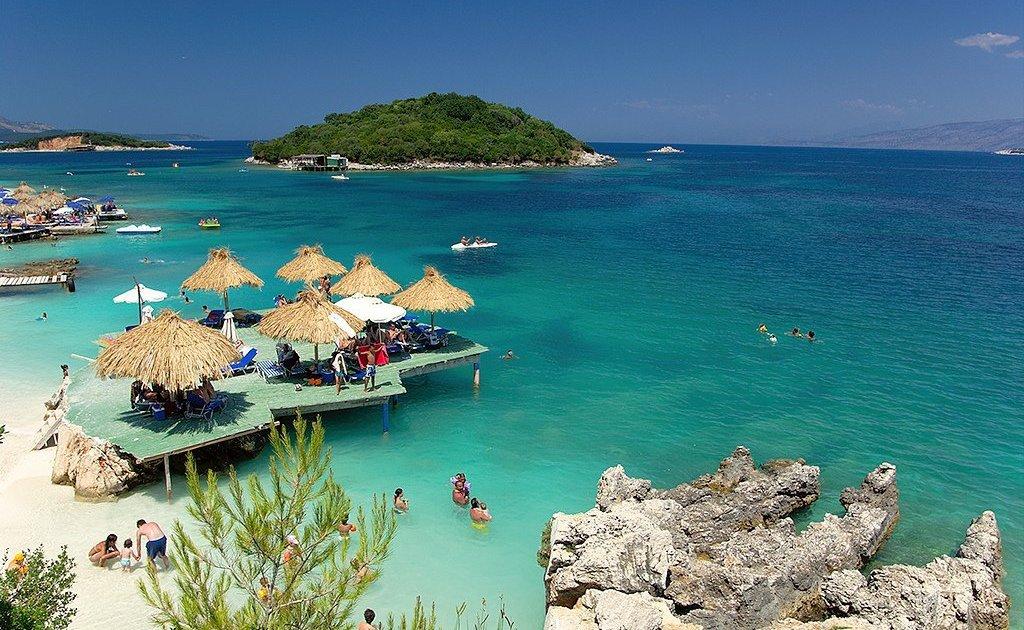 Албанія подорож