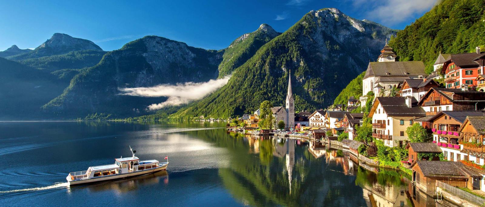 тури в Австрію