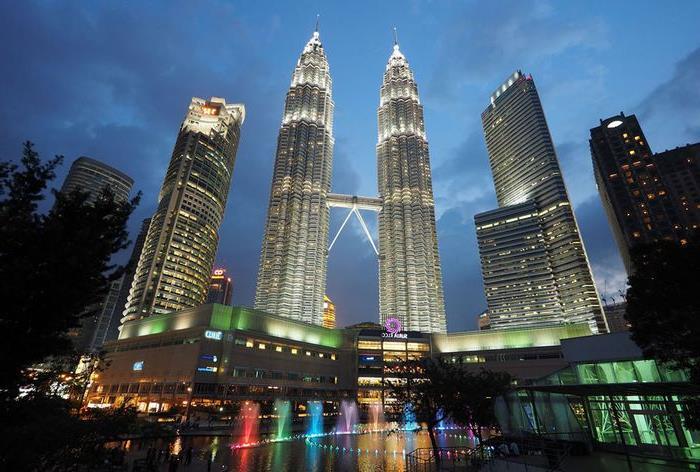 Малайзія курорти