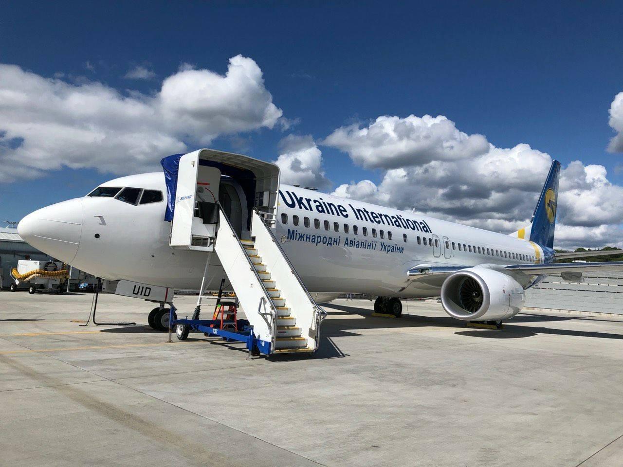 Boeing зібрав перший літак 737 MAX для МАУ