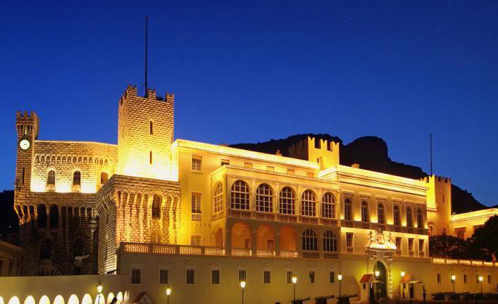 Монако путівки