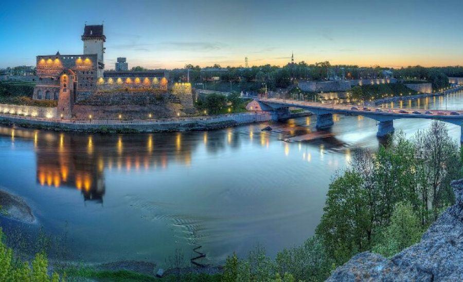 Естонія подорож