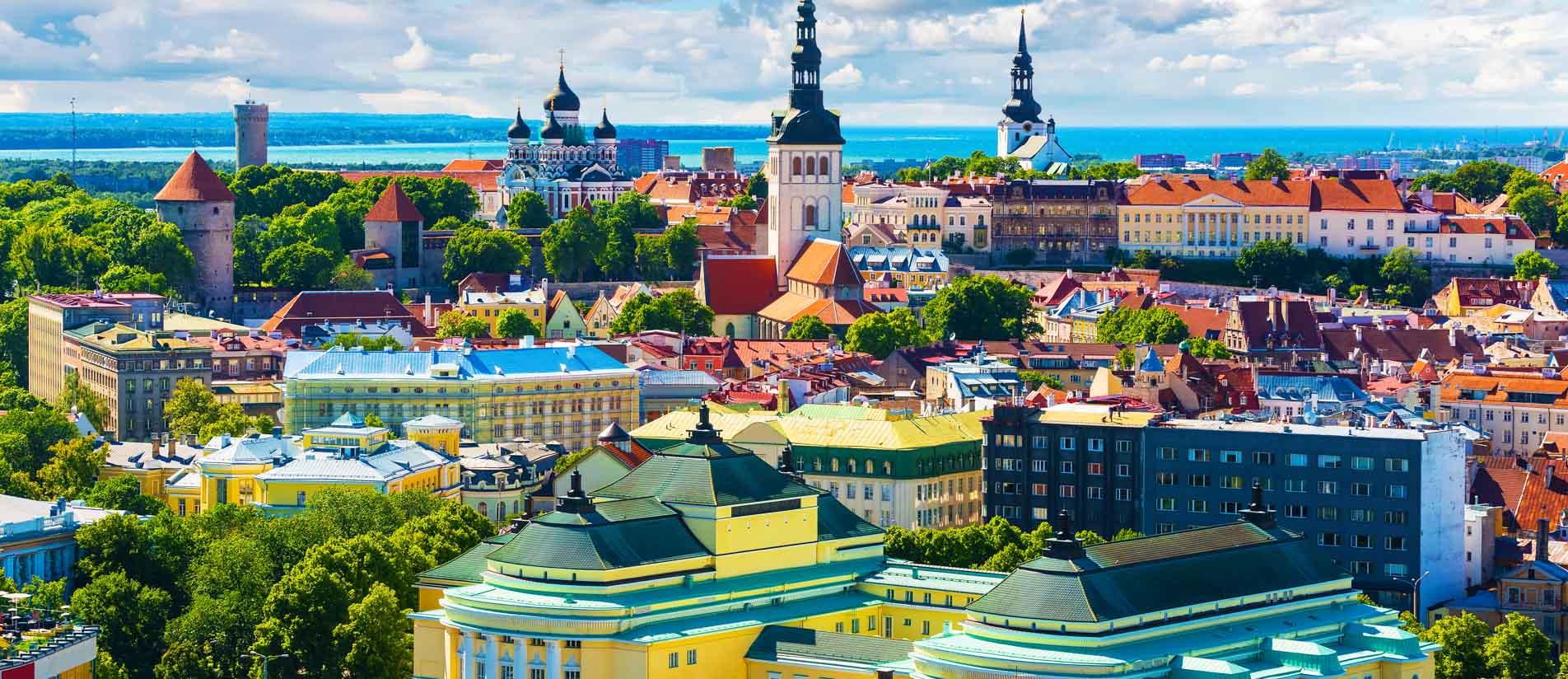 Естонія відпочинок