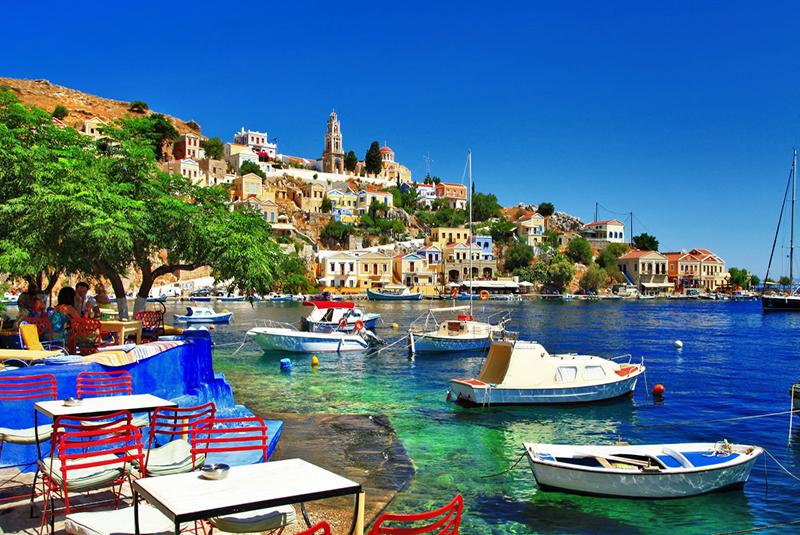 Греція подорож