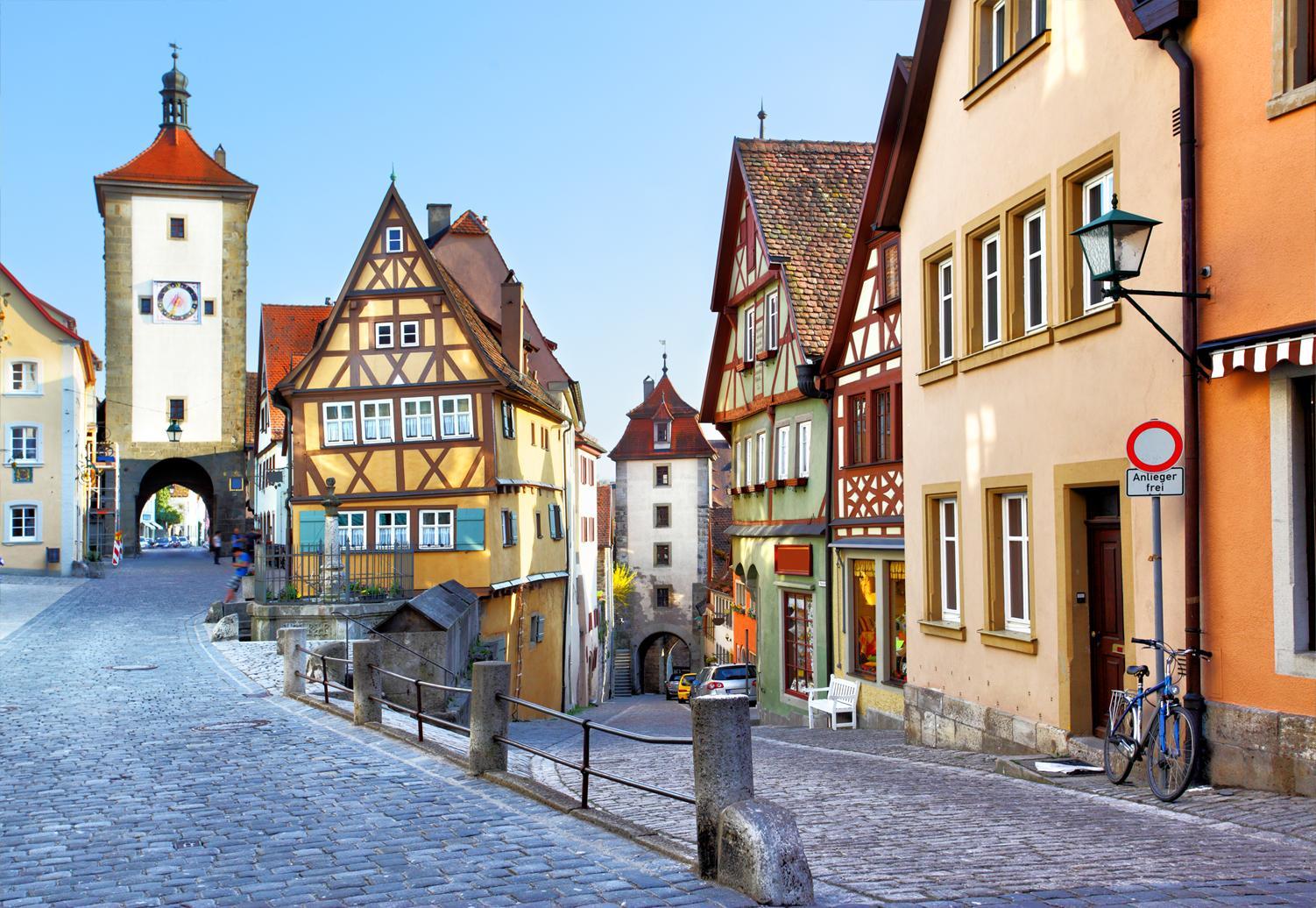 тур в Німеччину