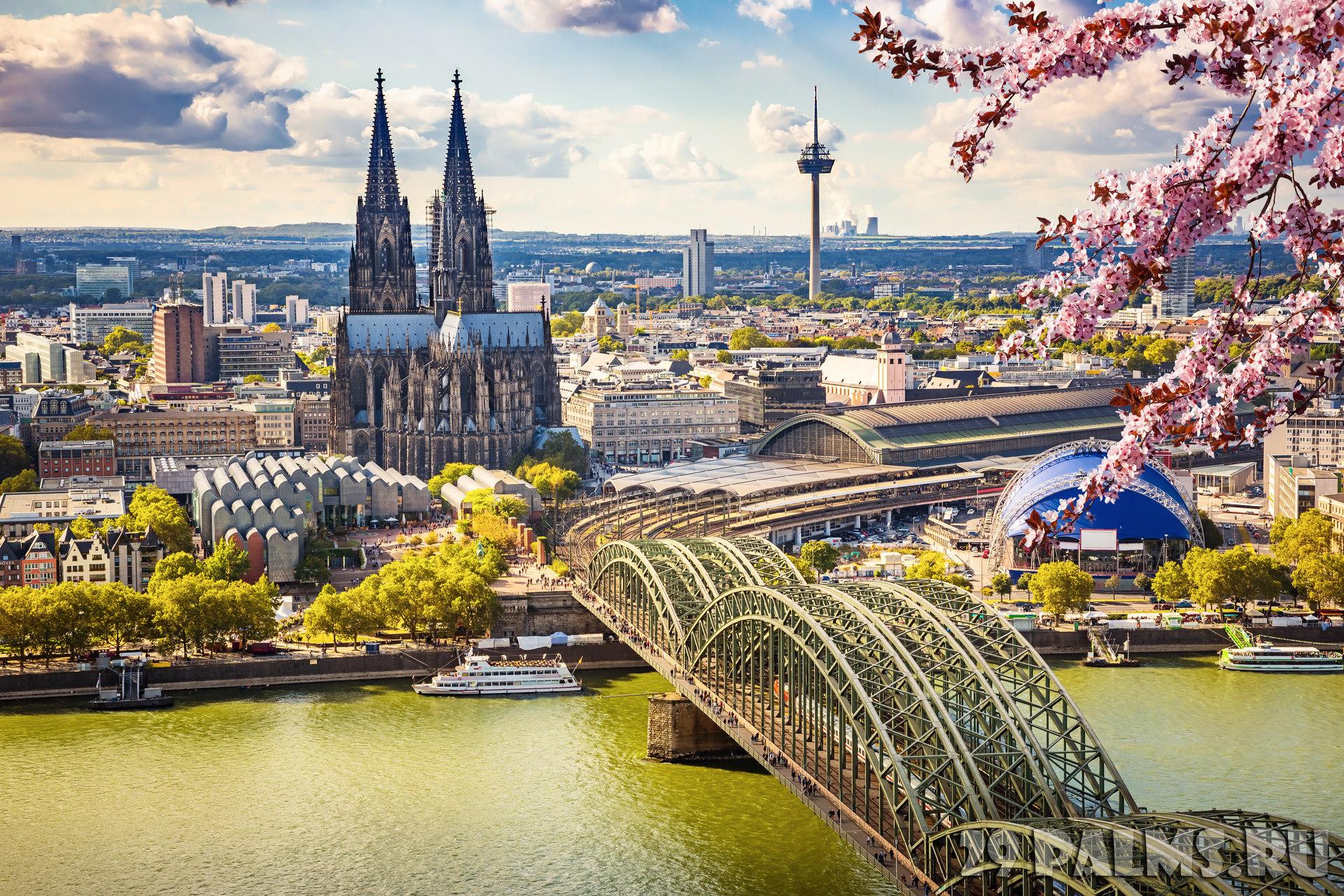 Німеччина туризм