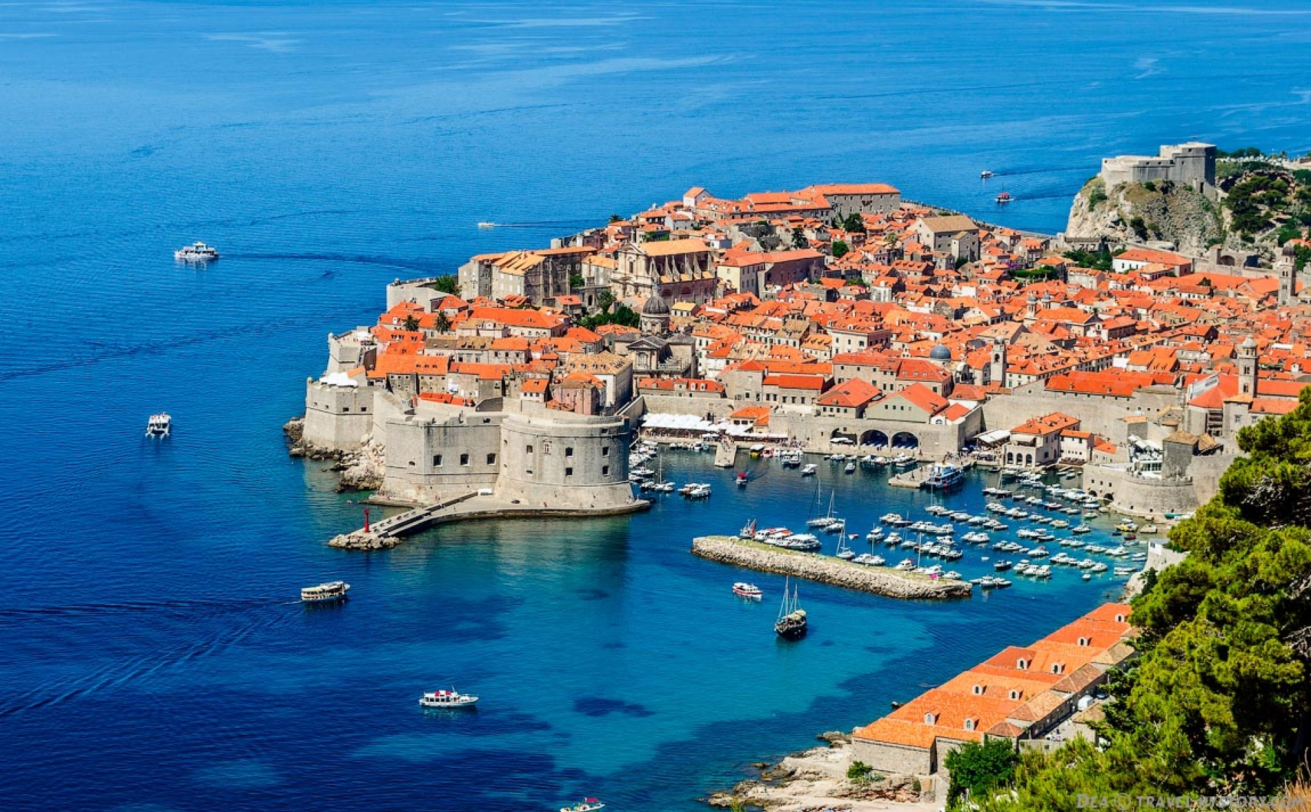 Хорватія подорож