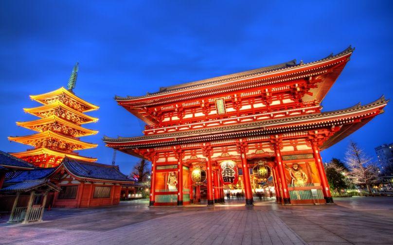 Японія путівки