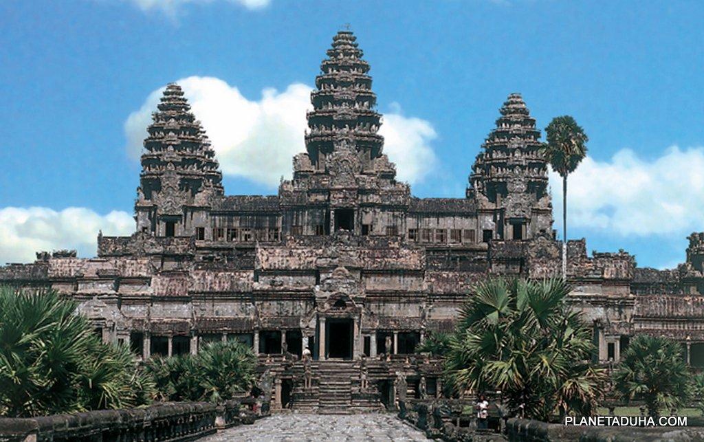 Камбоджа курорти