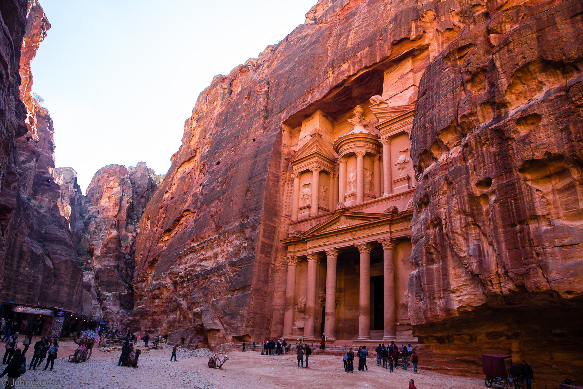 Йорданія путівки