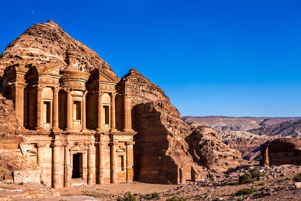 Йорданія подорож
