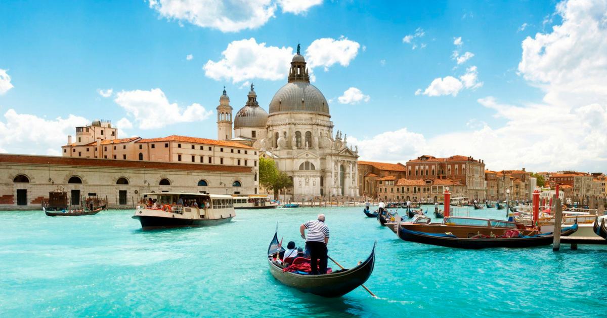 тури в Італію на море