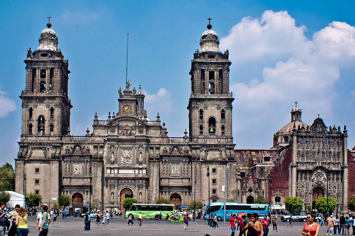 курорти Мексики