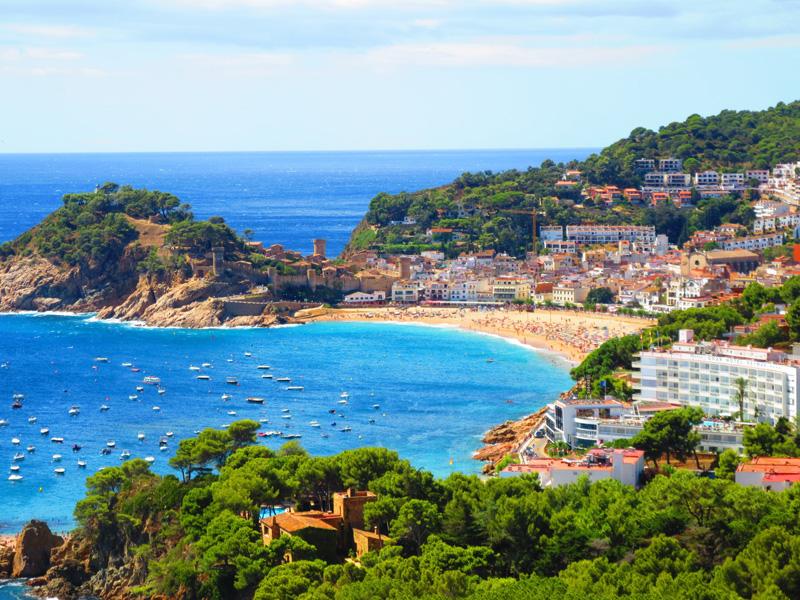 Іспанія курорти