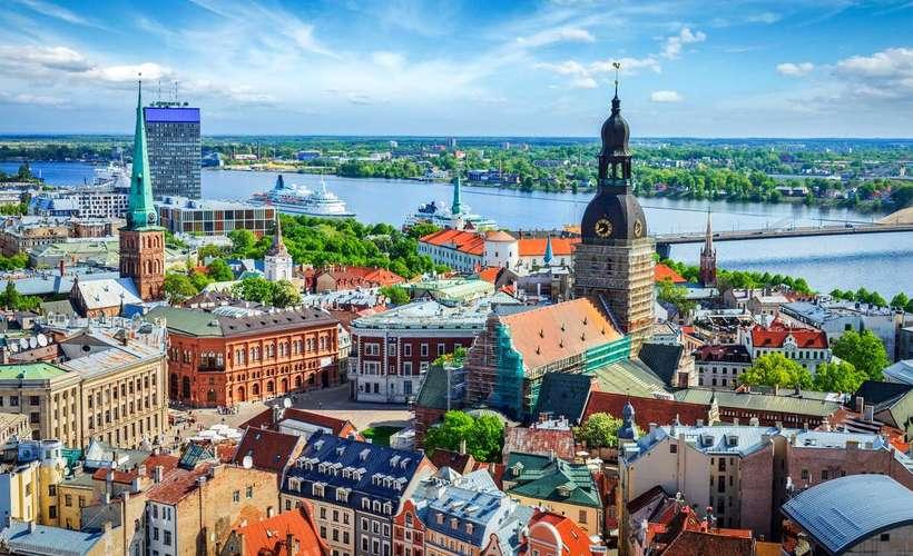 Латвія відпочинок