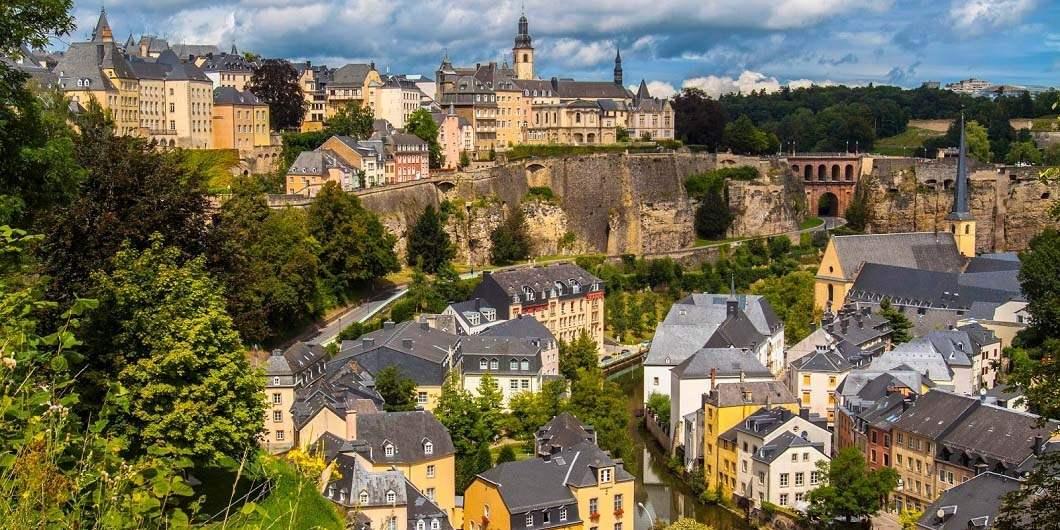 Люксембург туризм