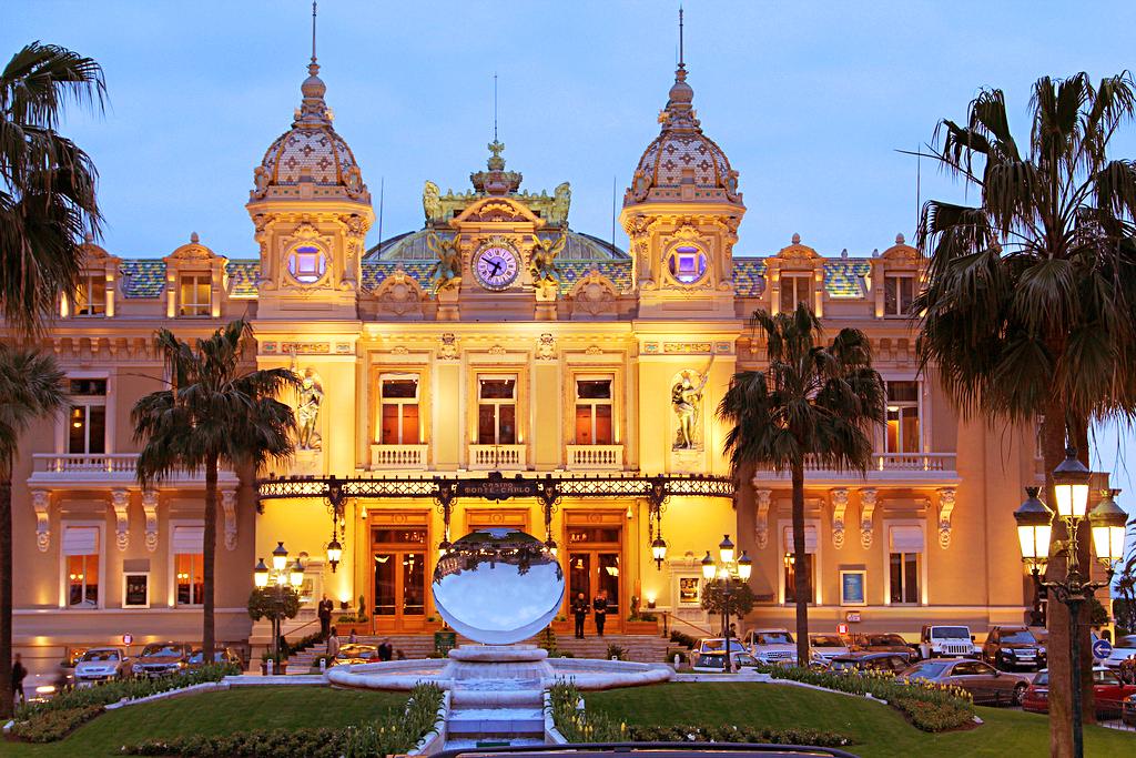 Монако курорти