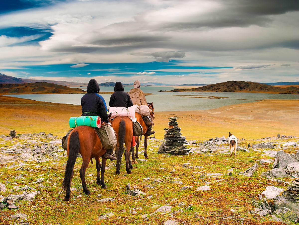 Монголія курорти