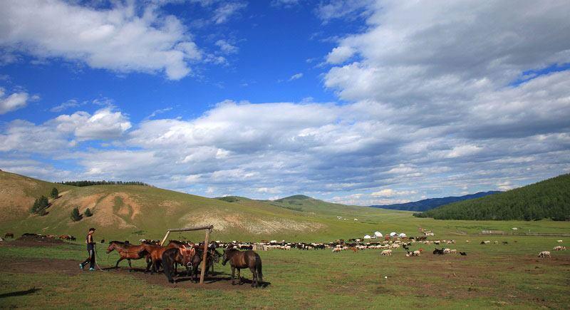 Монголія відпочинок