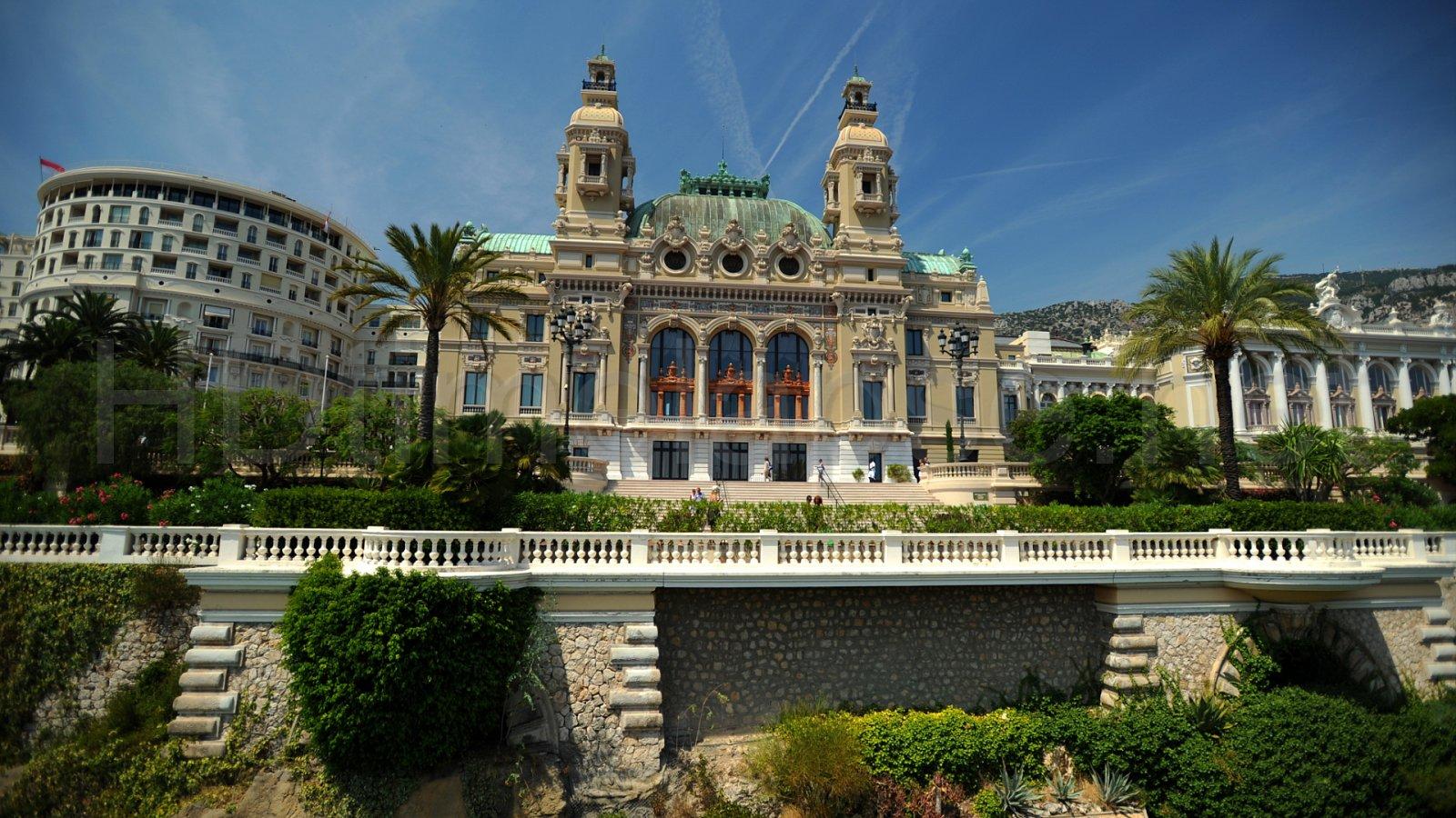 Монако тури