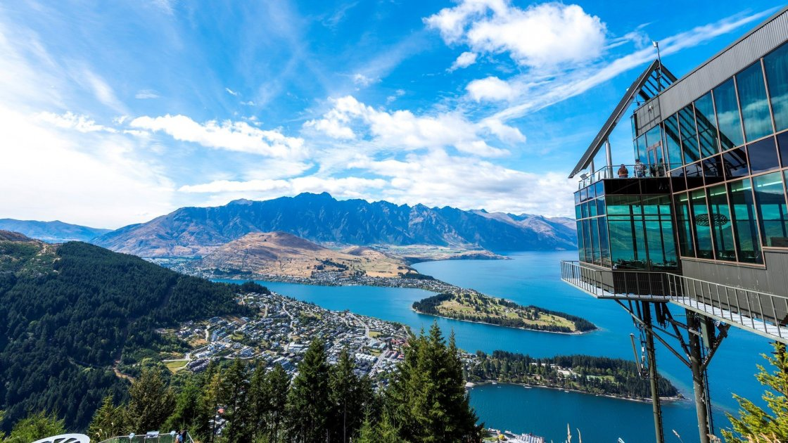 Нова Зеландія відпочинок