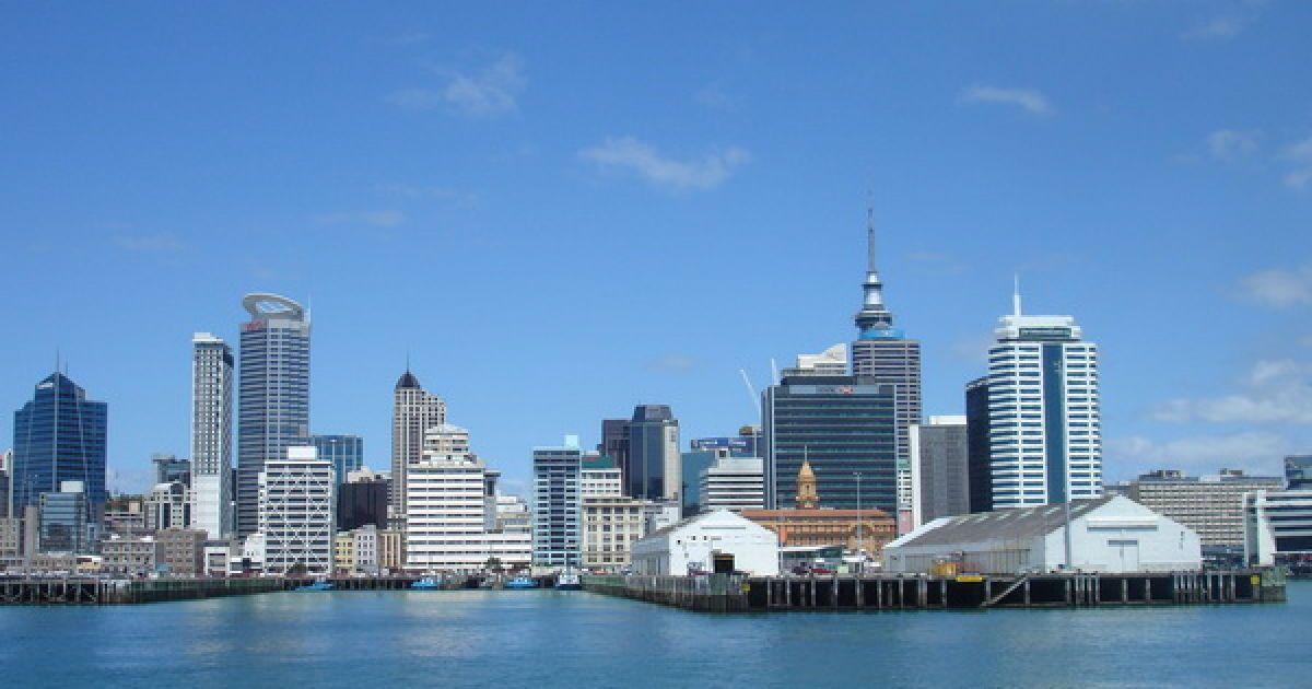 Нова Зеландія курорти