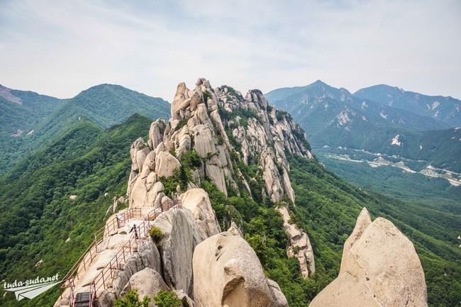 Південна Корея визначні місця