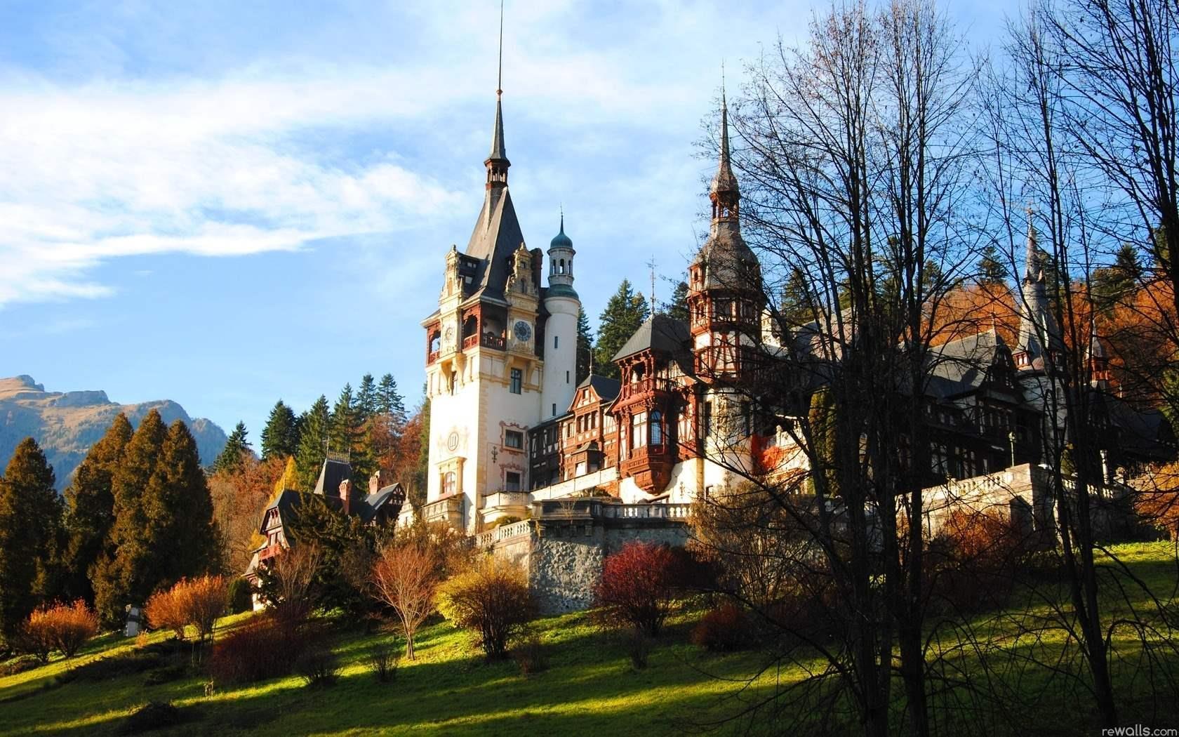 Румунія подорож