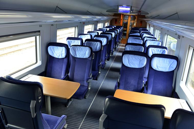 Потягом по Єропі