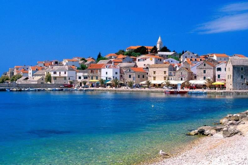 Хорватія курорти