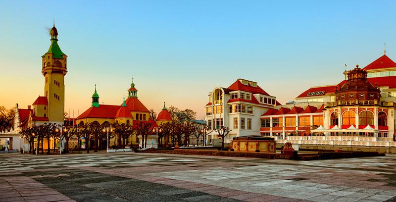 Польща туристичні місця