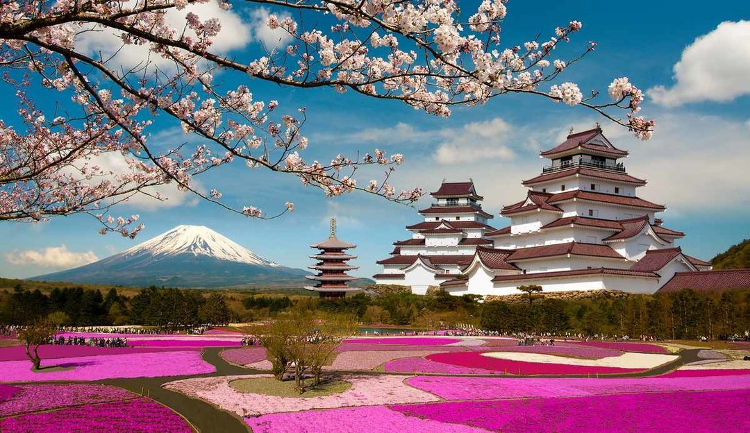 Японія курорти