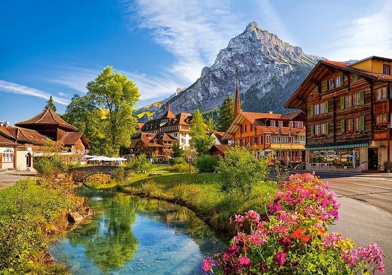 відпочинок у Швейцарії