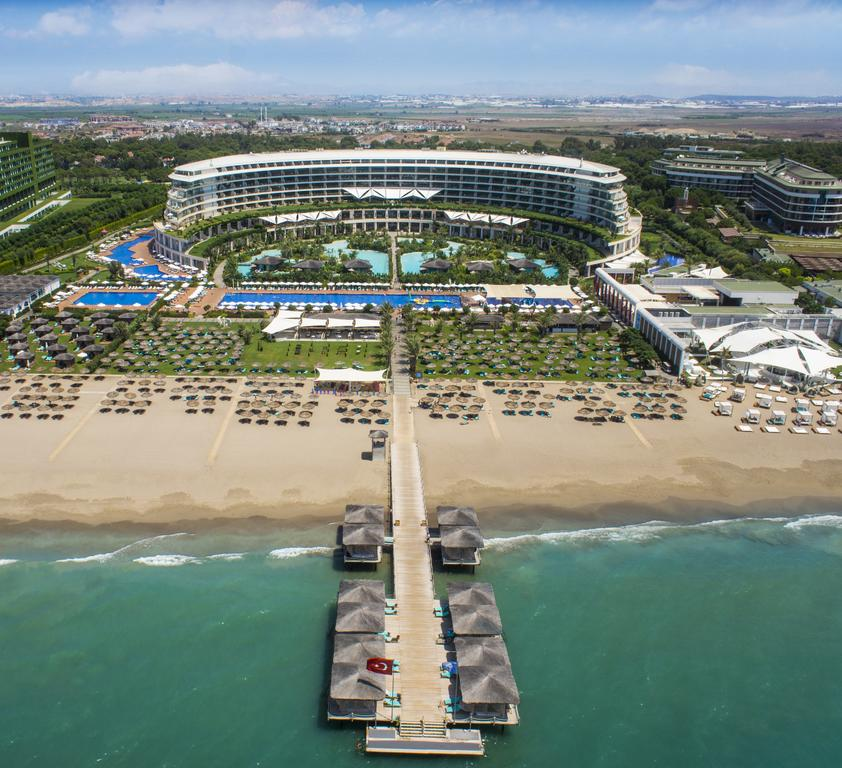VIP готель Maxx Royal Belek Golf Resort 5*